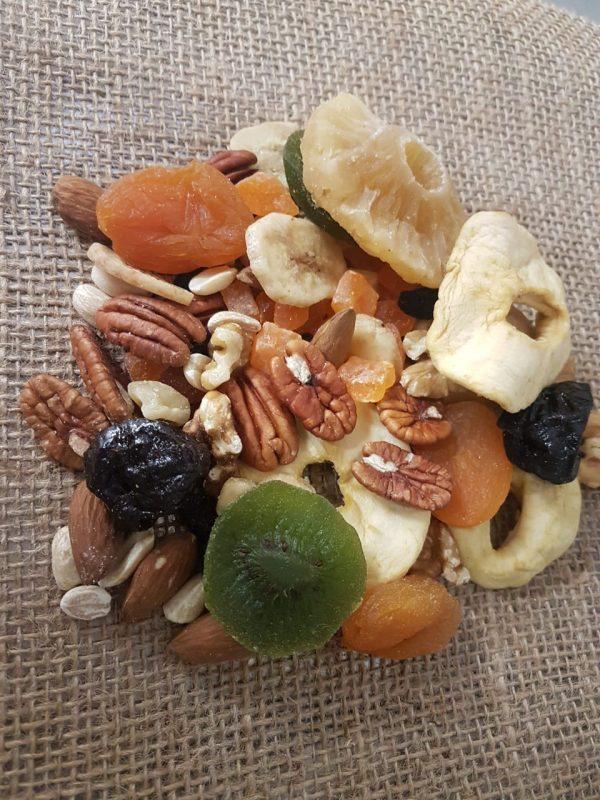 Mix con fruta Makdamia