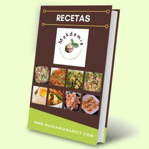 Ebook Recetas Frutos Secos